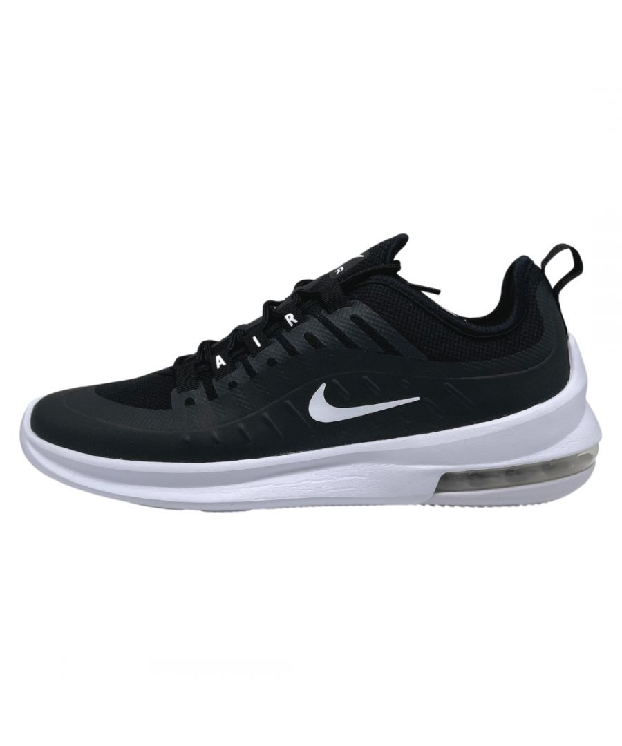Image for Nike Air Max Axis Black Sneakers