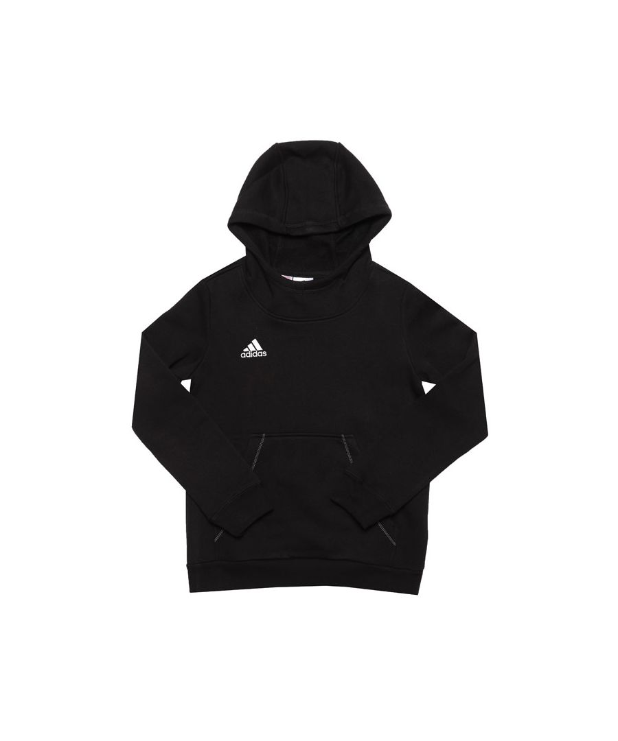 Image for Boy's adidas Junior Core Hoody in Black