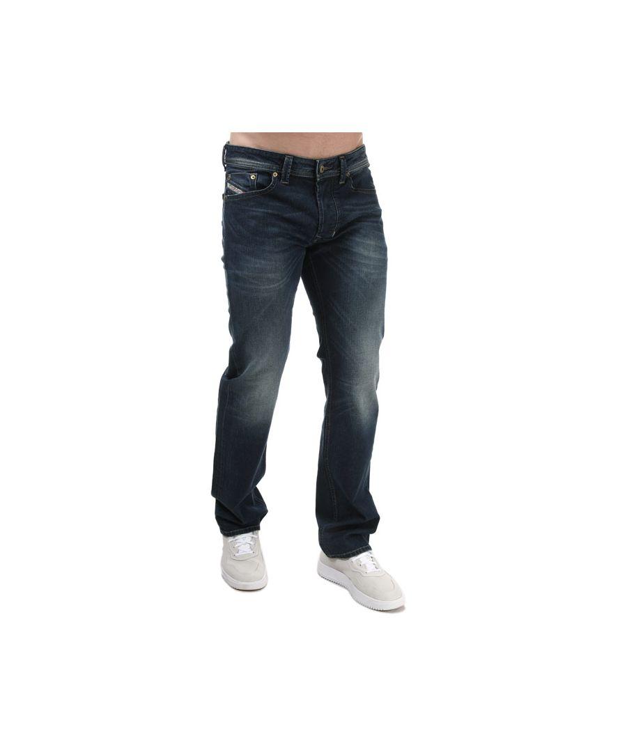 Image for Men's Diesel Larkee Regular-Straight Jeans Denim 32Lin Denim