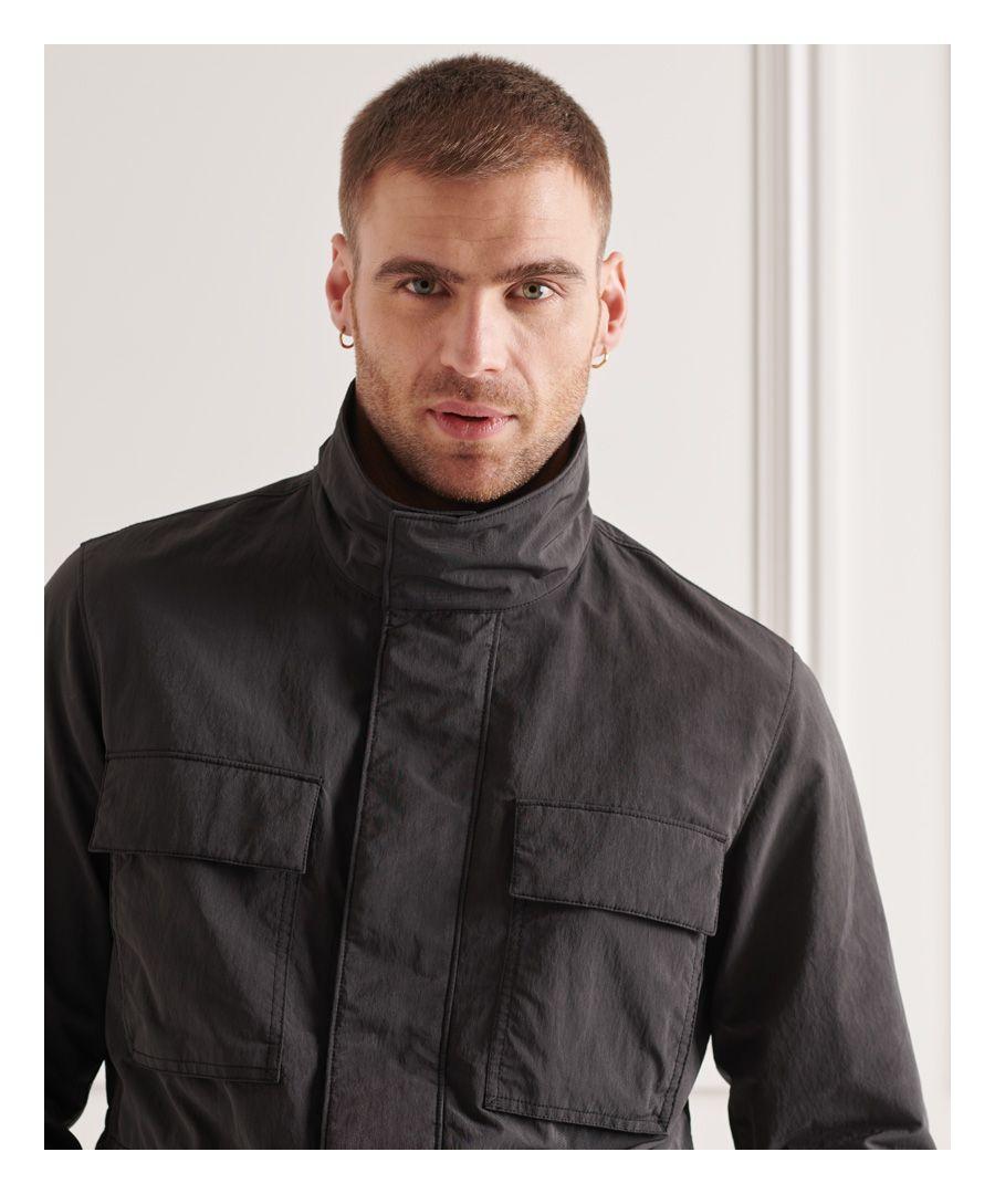 Image for Superdry Ripstop Six Pocket Jacket