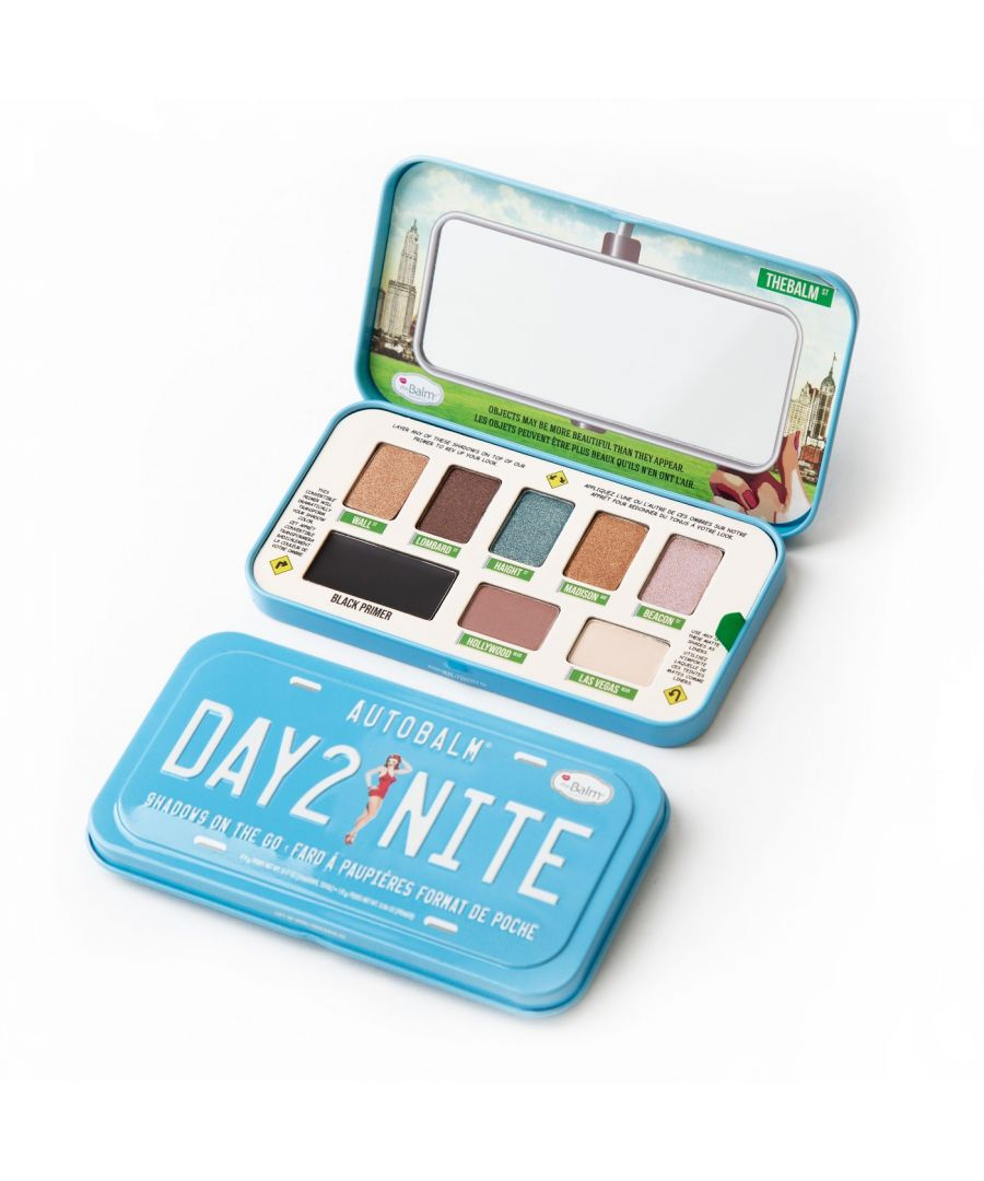 Image for theBalm Autobalm Day 2 Nite Eye Shadow Palette