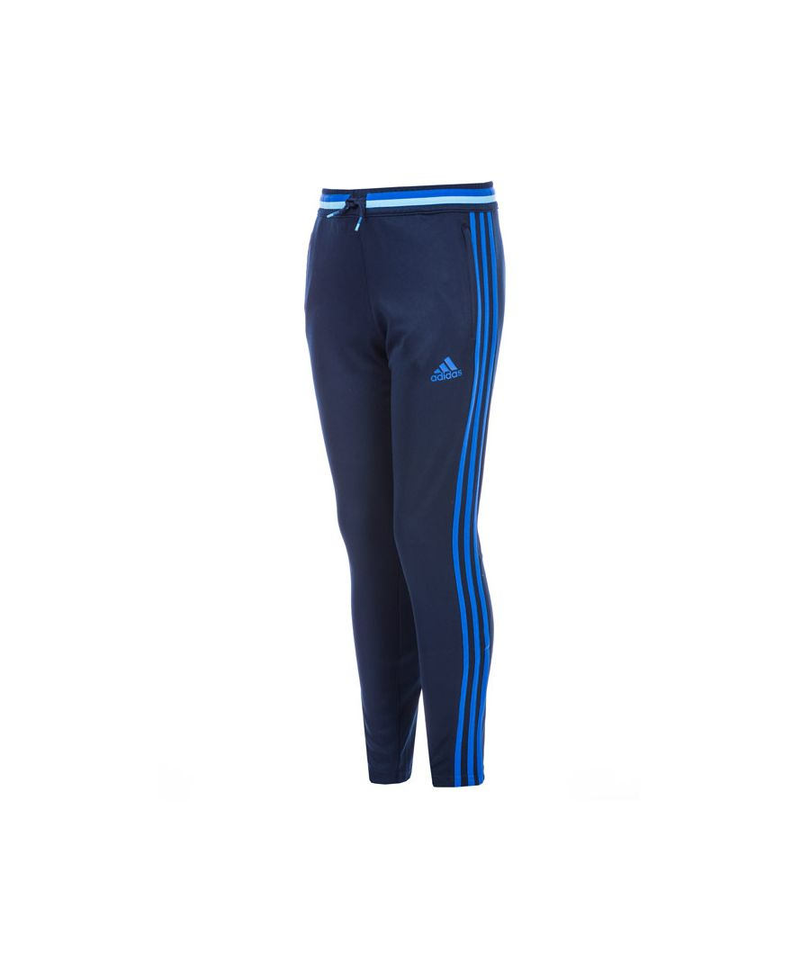 Image for Boy's adidas performance Junior Condivo16 Training Pants in Navy