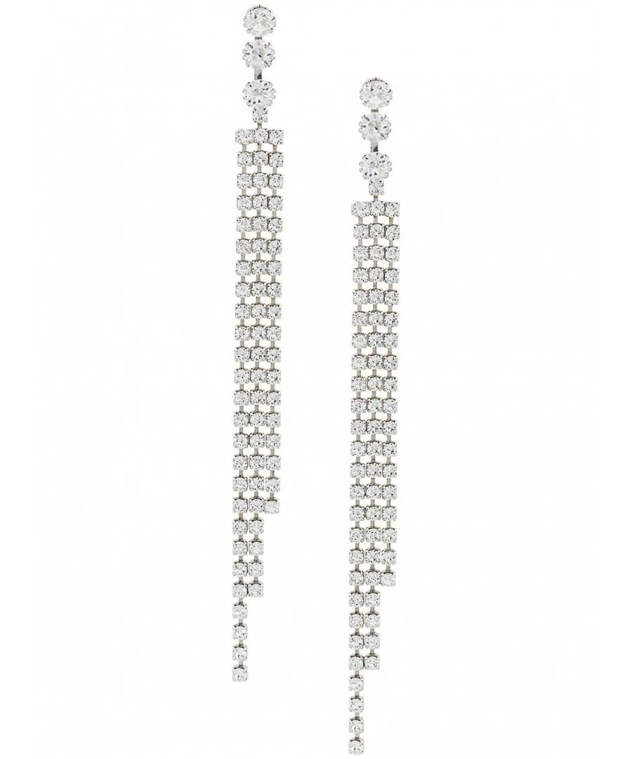 Image for ISABEL MARANT WOMEN'S BL083320P039B00TR SILVER METAL EARRINGS