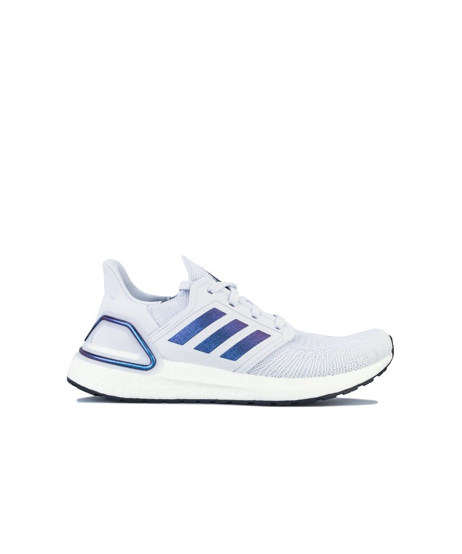 Image for Women's adidas Ultraboost 20 Trainers in Light Grey