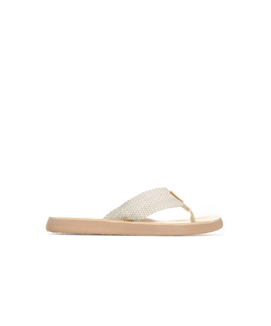 Image for Women's Rocket Dog Adios Flip Flops in Cream