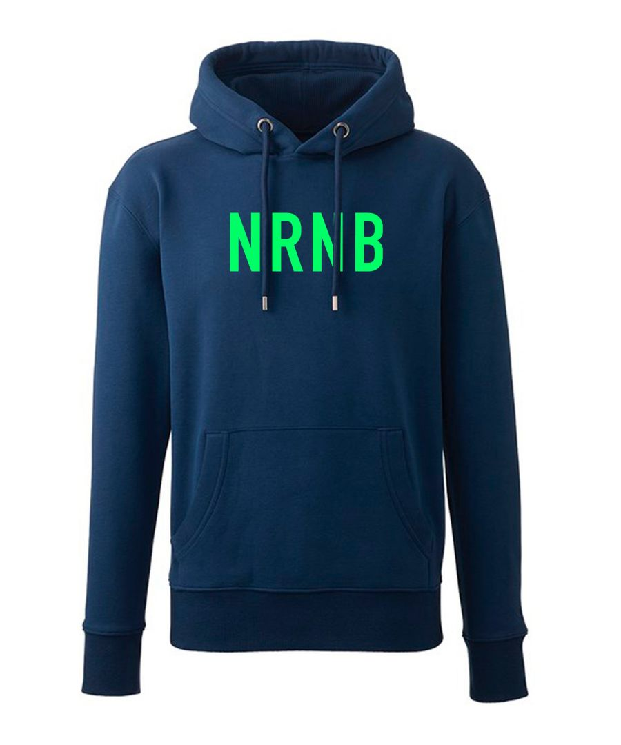 Image for Unisex Statement Hoodie in Navy