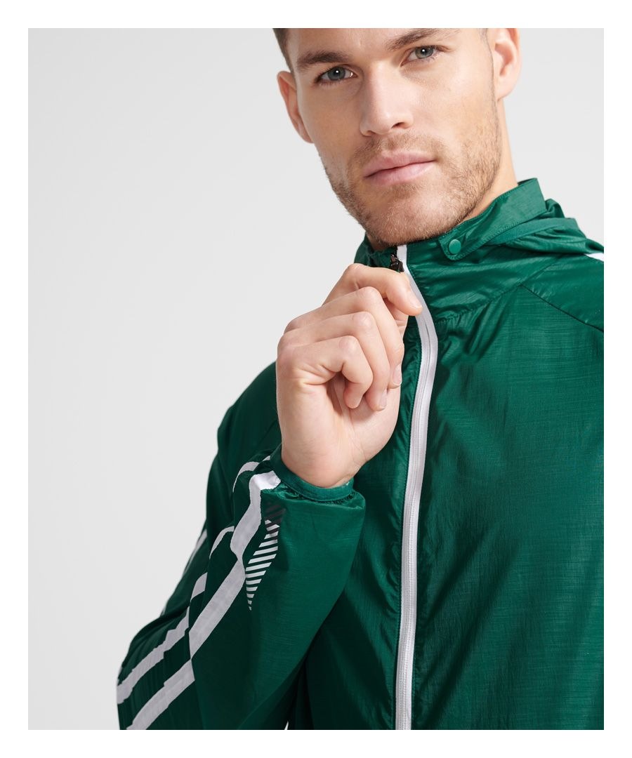 Image for Sport Run Track Wind Shell Jacket