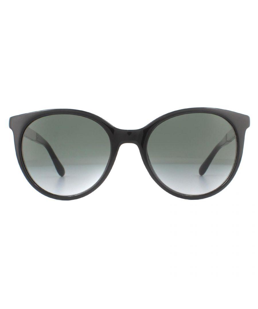 Image for Jimmy Choo Sunglasses Erie/S 807 00 Black Dark Grey Gradient