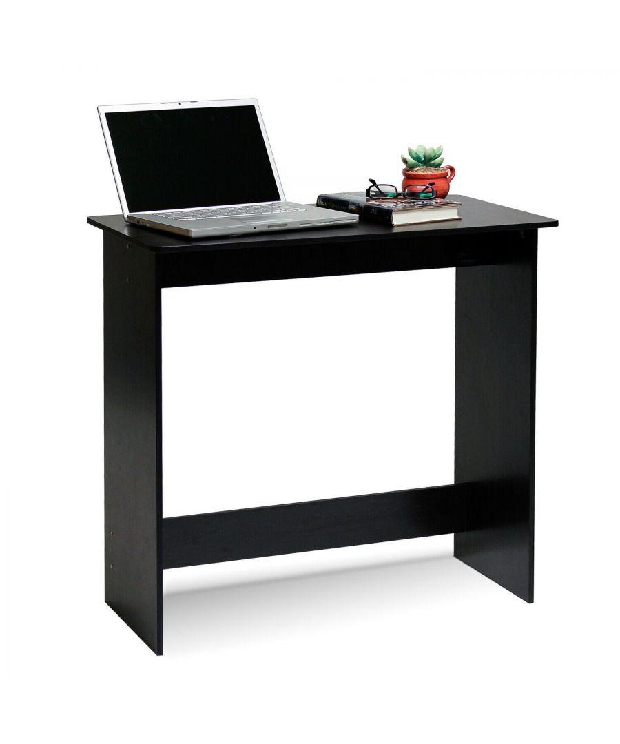 Image for Furinno Simplistic Study Table - Espresso
