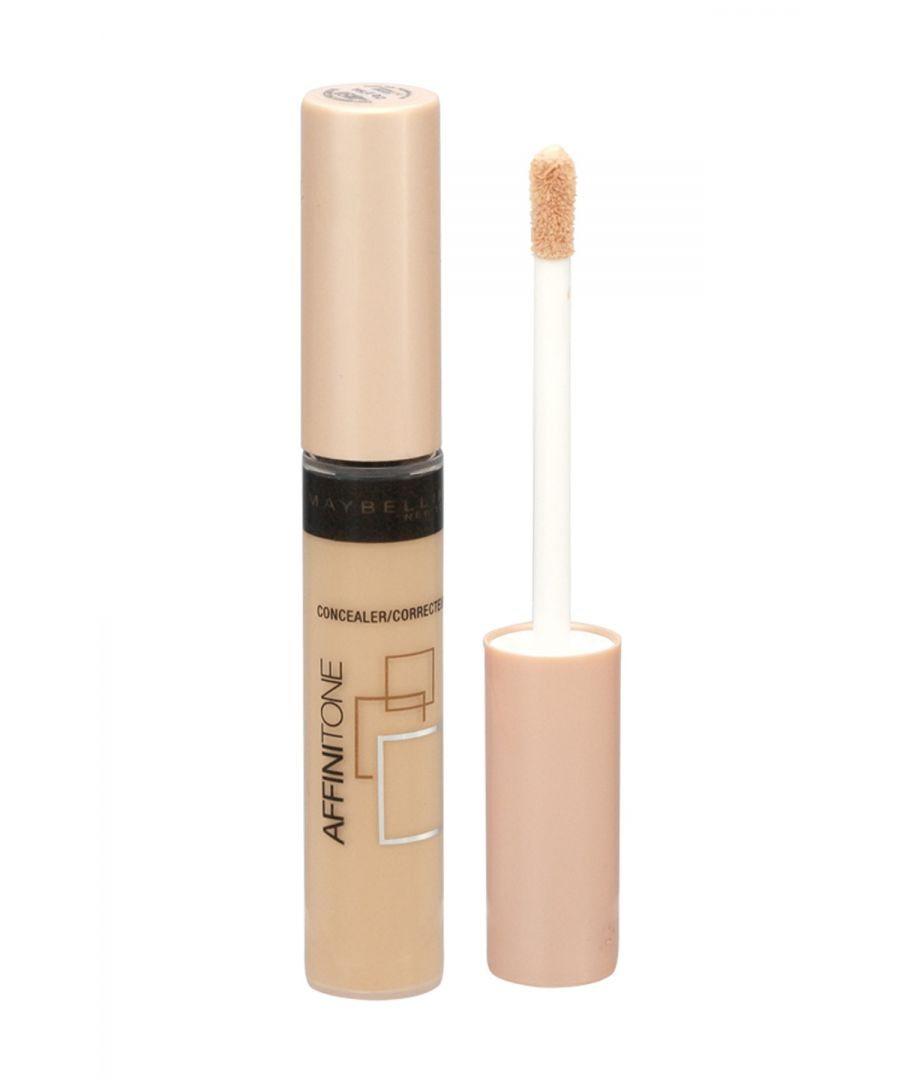 Image for Maybelline New York Affinitone Concealers 7.5ml - 01 Nude Beige