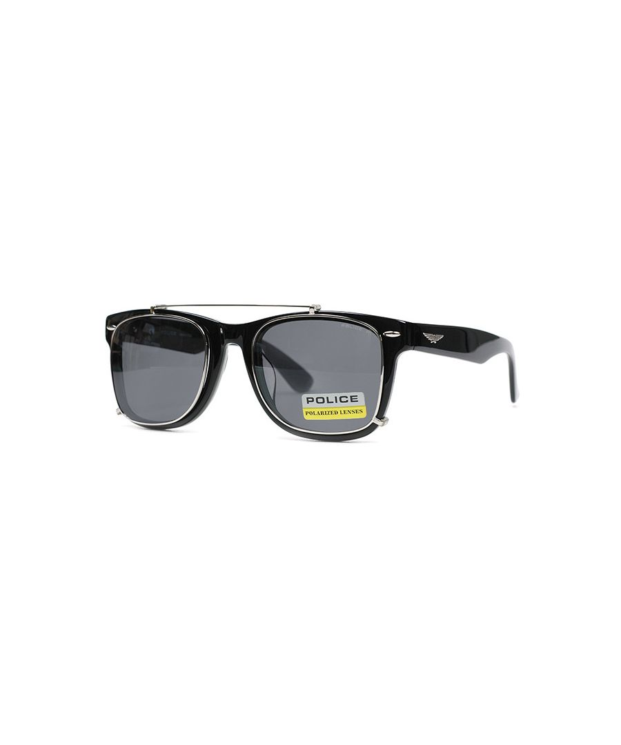 Image for Police AG1931G 579P Sunglass Clip
