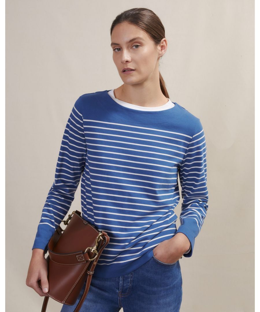 Image for Breton Long Sleeve Sweater