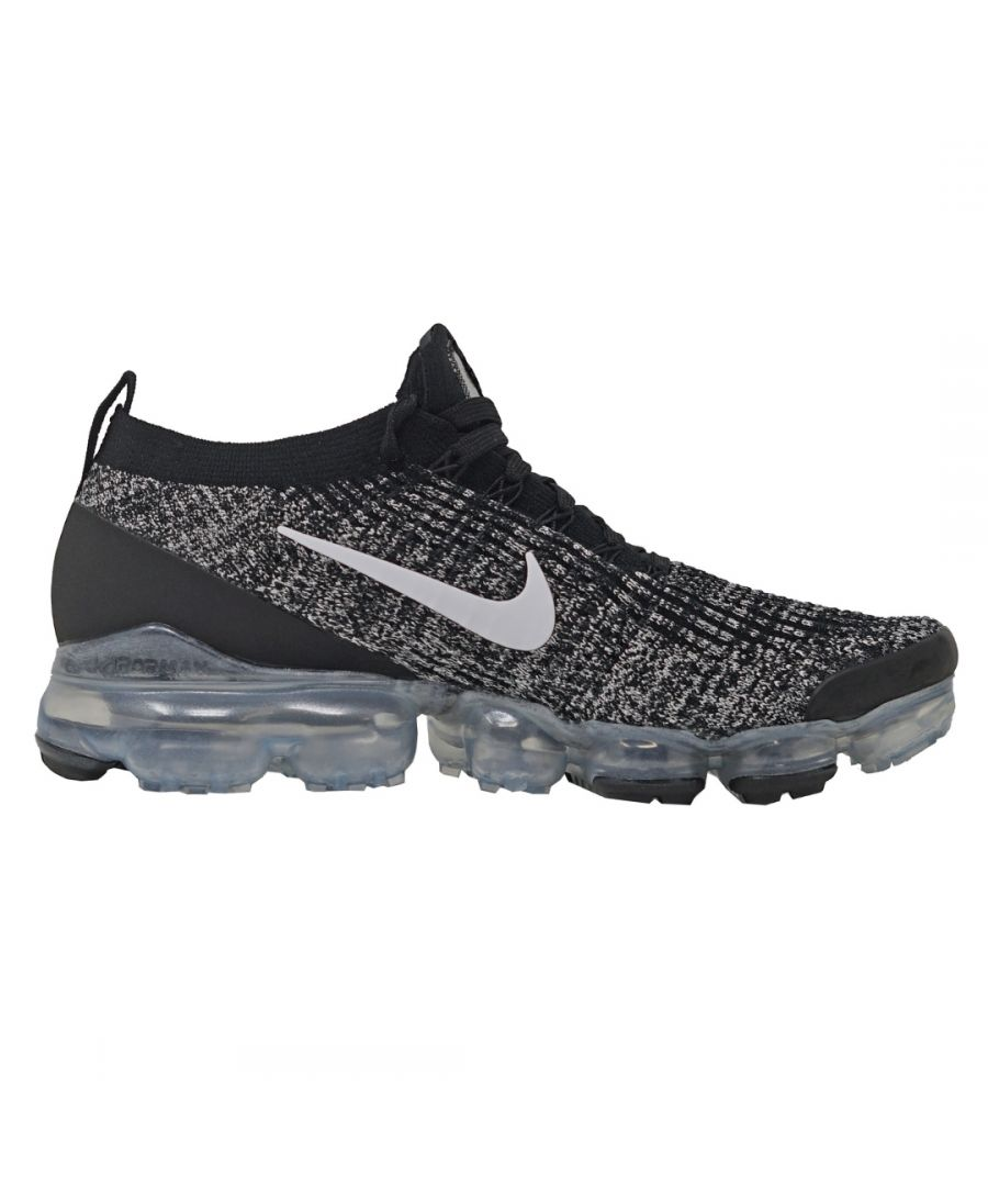 Image for Nike Air Vapormax Flyknit 3 Black Sneakers