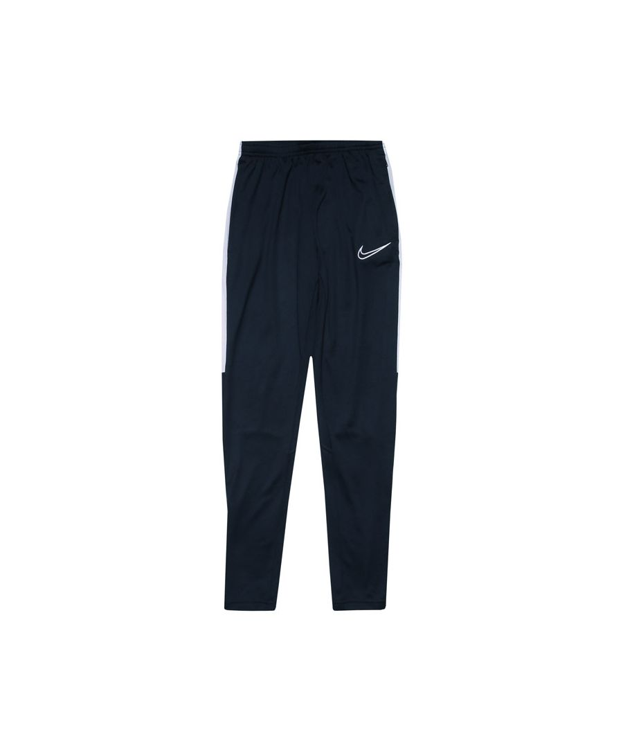 Image for Boy's Nike Junior Acadamy Knitted Pants in Navy
