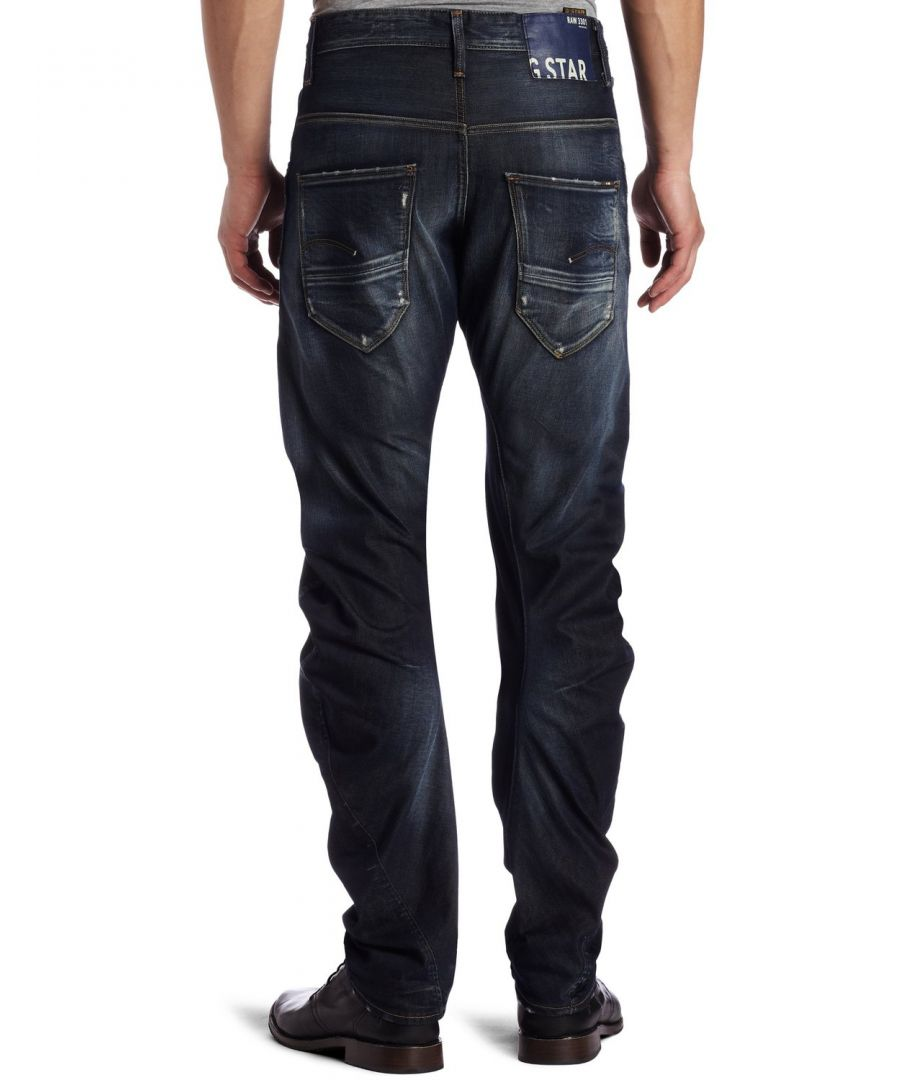 Image for G-Star Arc Loose Tapered Travis Wash Hawk Denim Jeans
