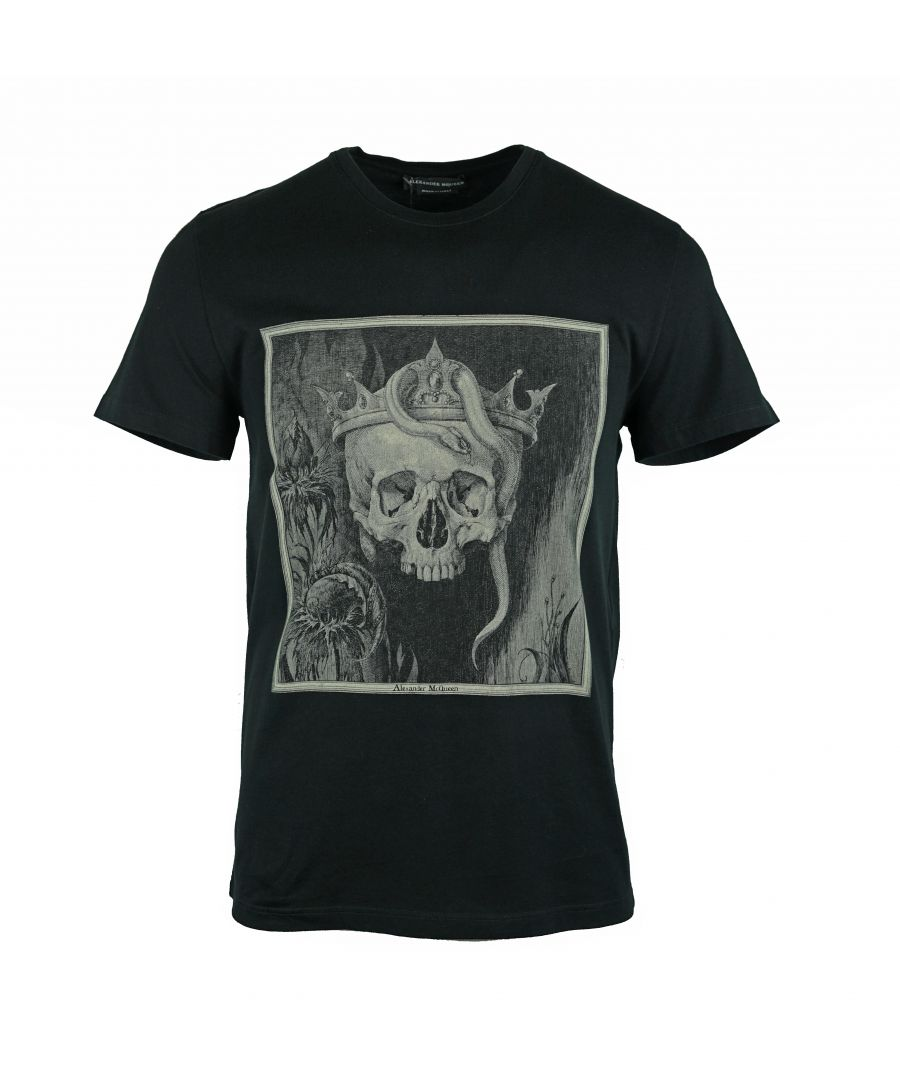 Image for Alexander McQueen 520304 QLZ73 0901 T-Shirt