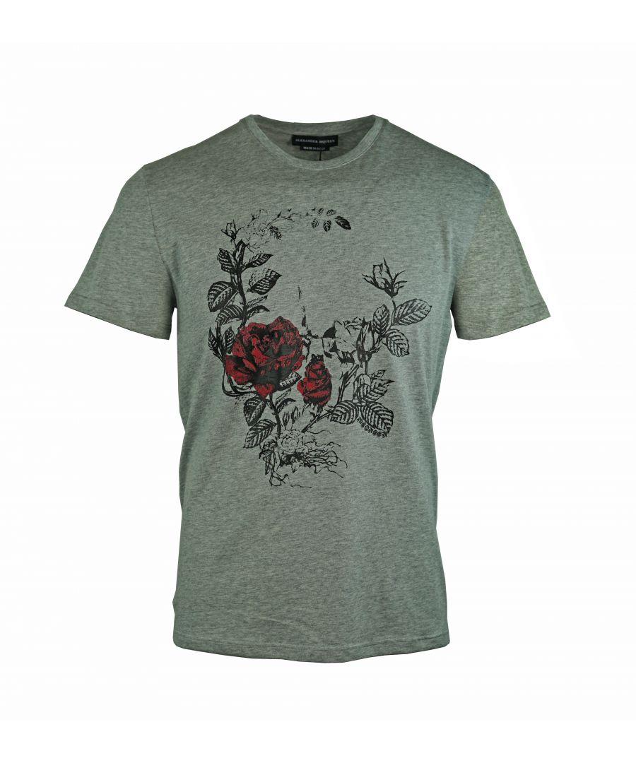 Image for Alexander McQueen 520305 QLZ74 0902 T-Shirt