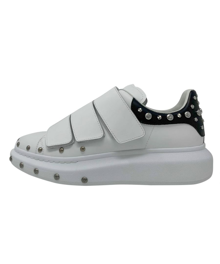 Image for Alexander McQueen Larry 485248 WHGP5 9061 Oversized Trainers