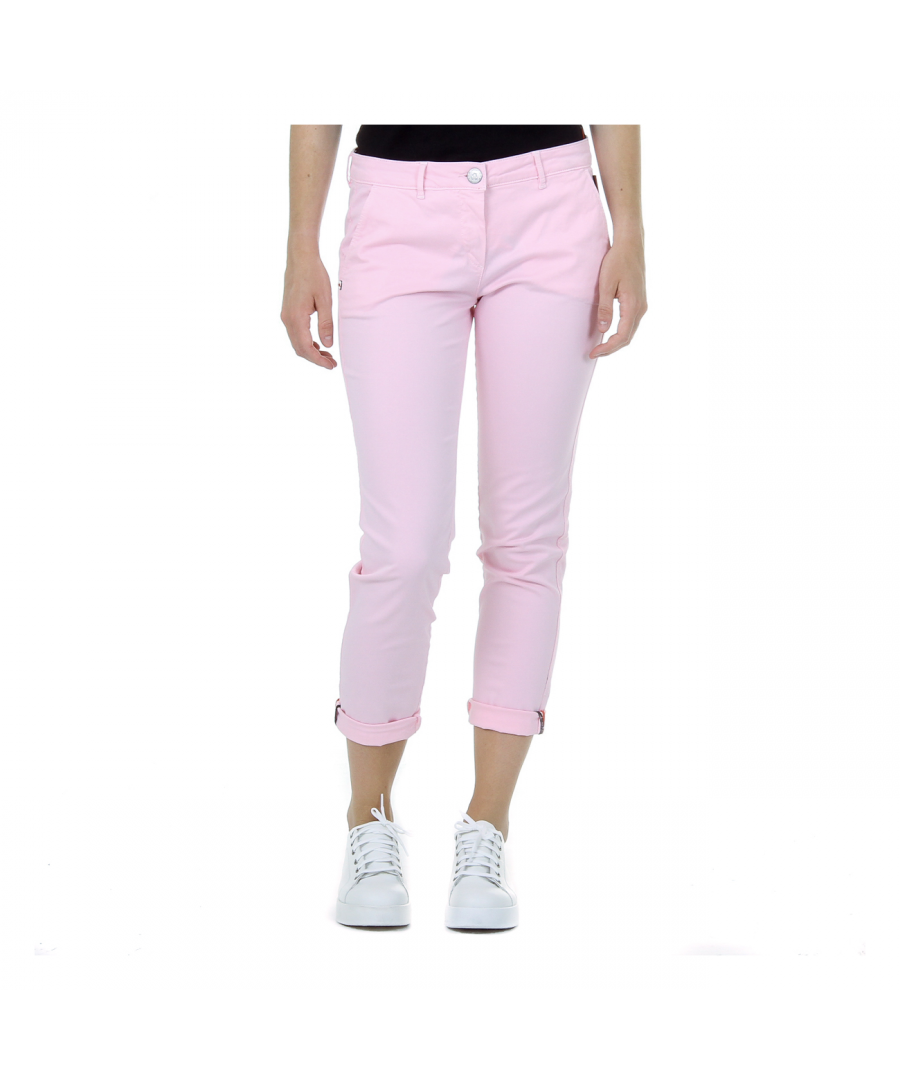 Image for Andrew Charles Womens Pants Pink PENDA