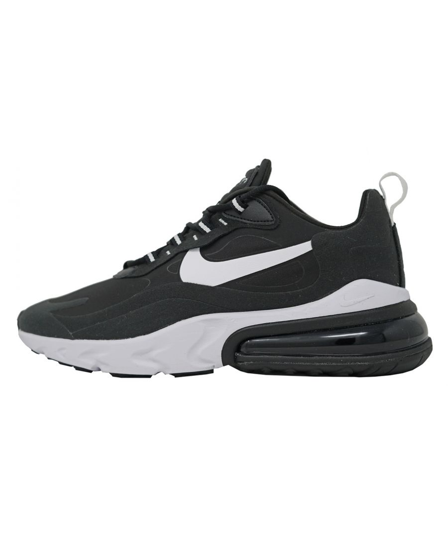 Image for Nike Air Max 270 React Black Shoes