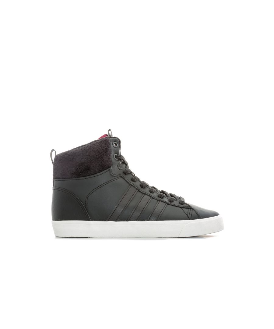 Image for Women's adidas Cloudfoam Daily QT Winter Trainers in Black