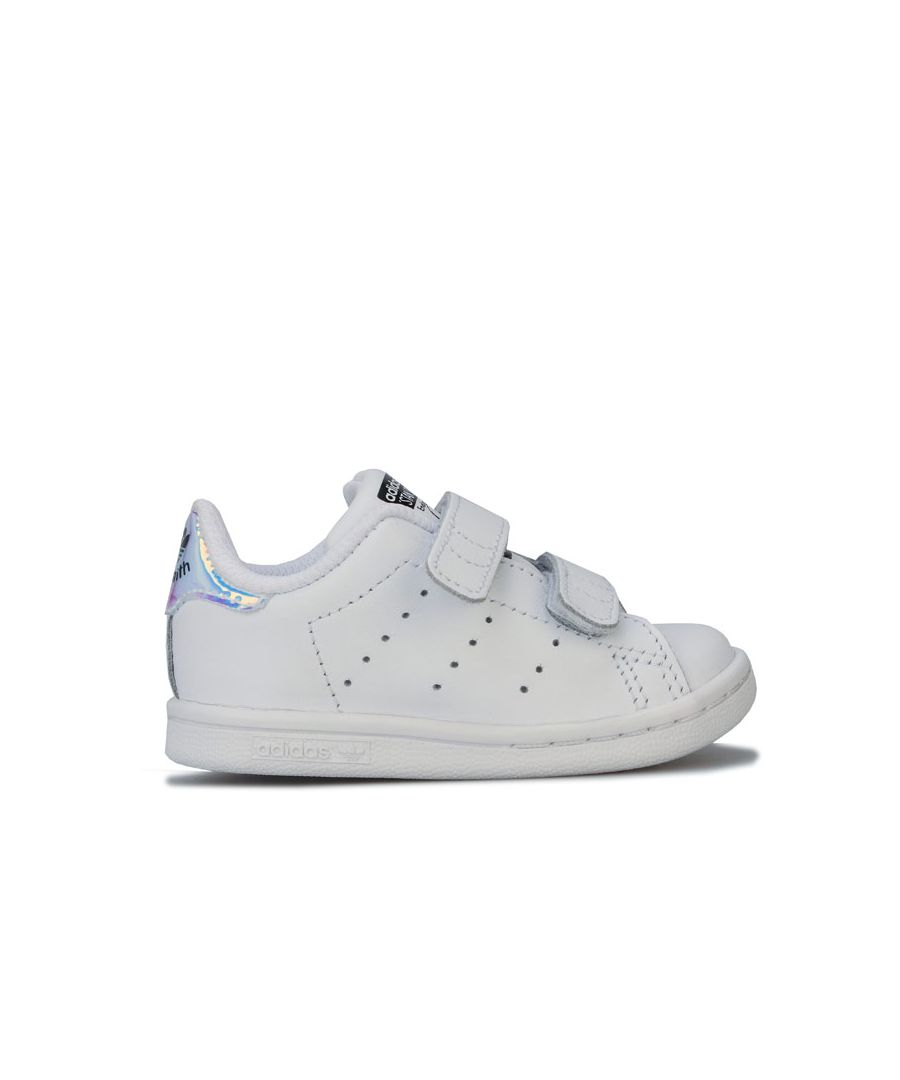Image for Girl's adidas Originals Infant Stan Smith Trainers in White