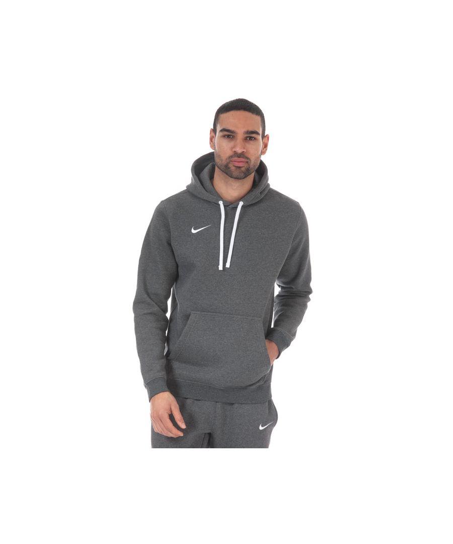 Image for Men's Nike Team Club 19 Hoody in Grey