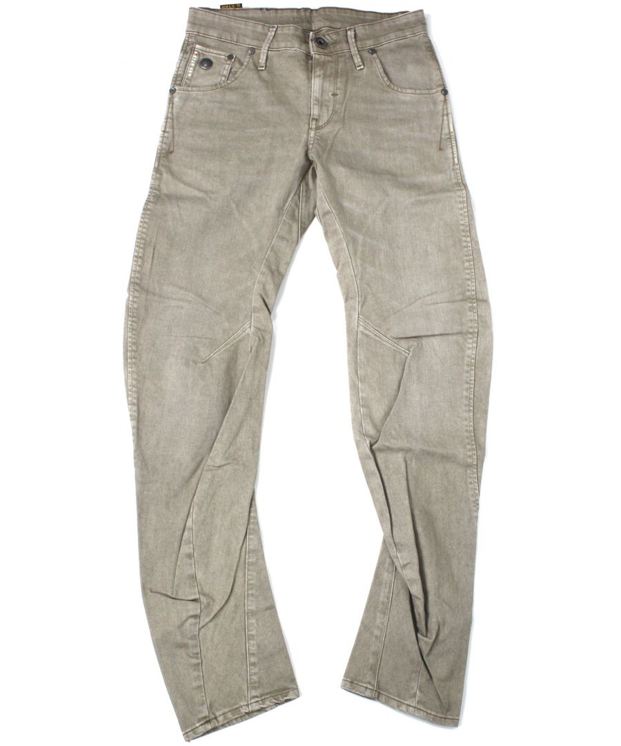 Image for G-Star Arc 3D Slim Coj Dune Comfort Bull Twill Jeans