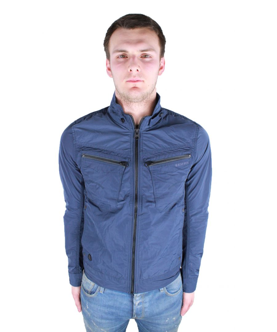 Image for G-Star Raw Arc Zip Slim 3D Carbourne Nylon Jacket