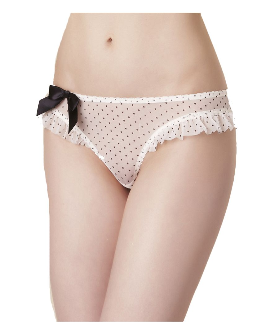 Image for Crazy Ruffles Thong