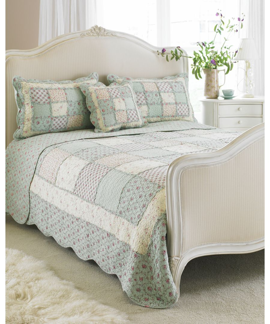 Image for Avignon King  Bedspread D/Egg
