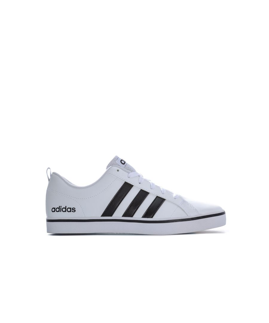 Image for Men's adidas Pace Vs Trainers in White Black