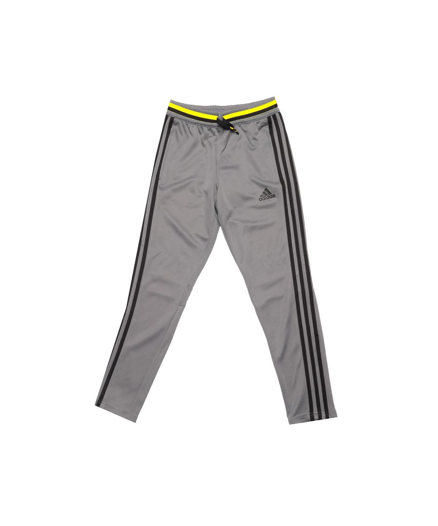 Image for Boy's adidas Junior Con 16 Training Pant in Grey