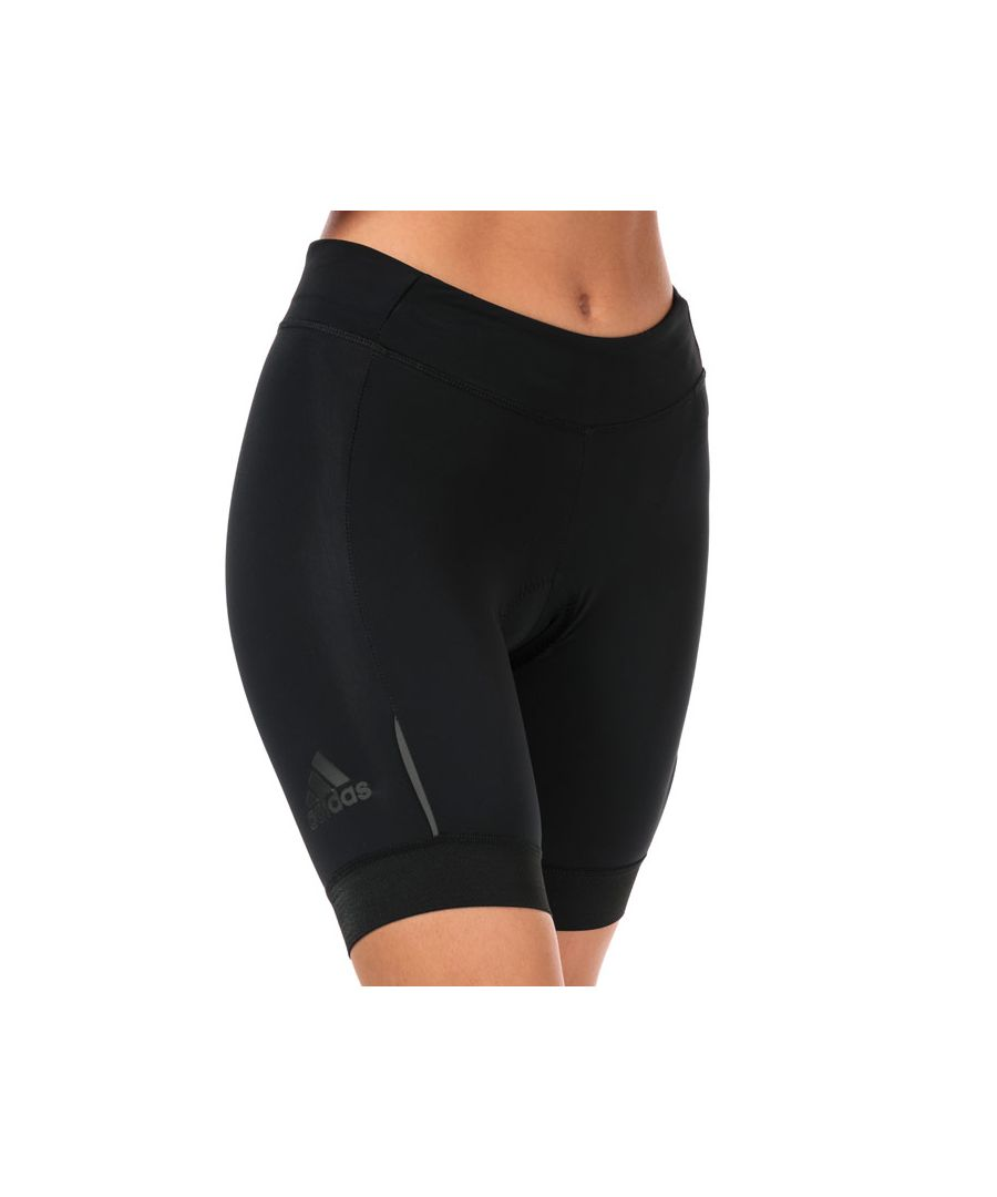Image for Women's adidas Cycling Shorts Black 4-6in Black
