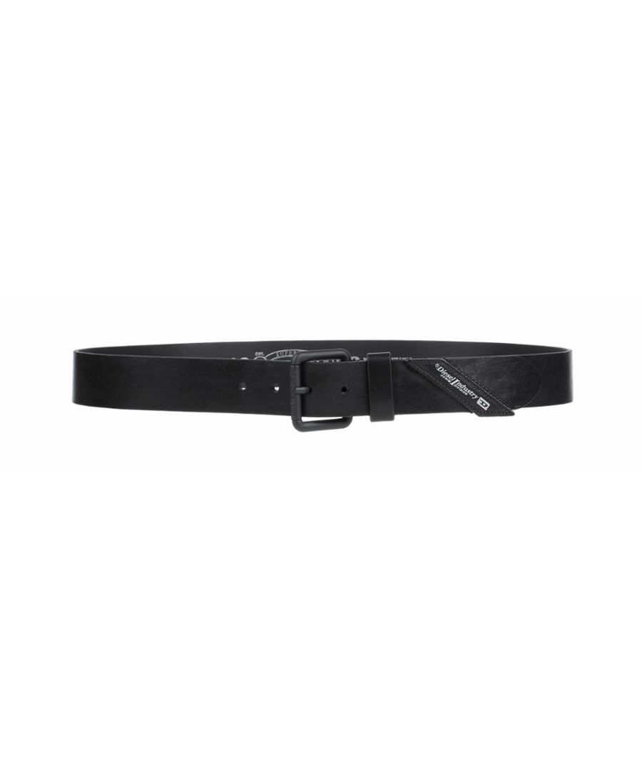 Image for Diesel B-Line Fluo Black Belt