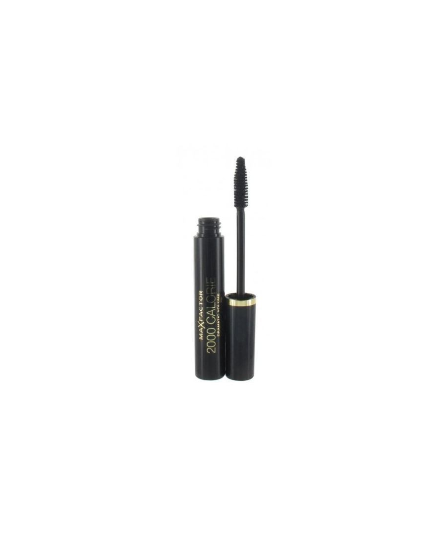 Image for Max Factor 2000 Calorie Dramatic Volume 9ml Mascara - Black