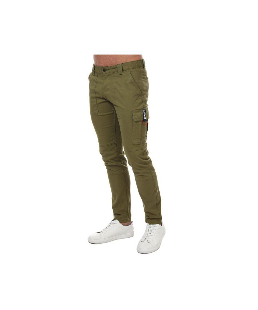 Image for Men's Tommy Hilfiger Scanton Dobby Pants in olive