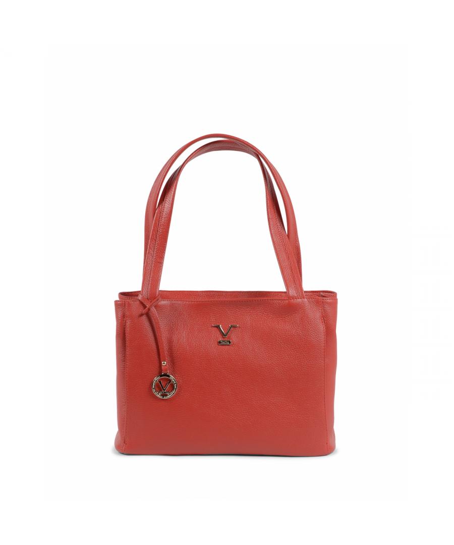 Image for 19V69 Italia Women's Handbag Red VE0792 ROSSO
