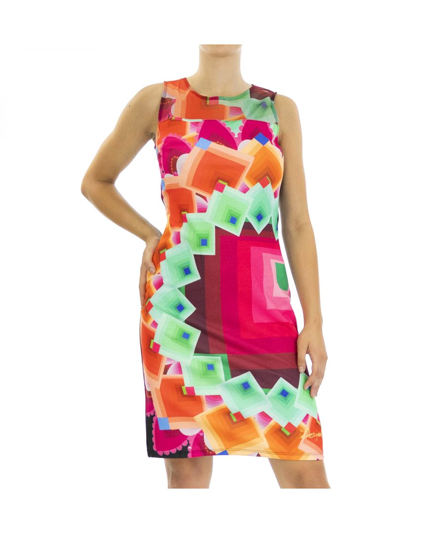 Image for Desigual Knitted Dress Sleeveless