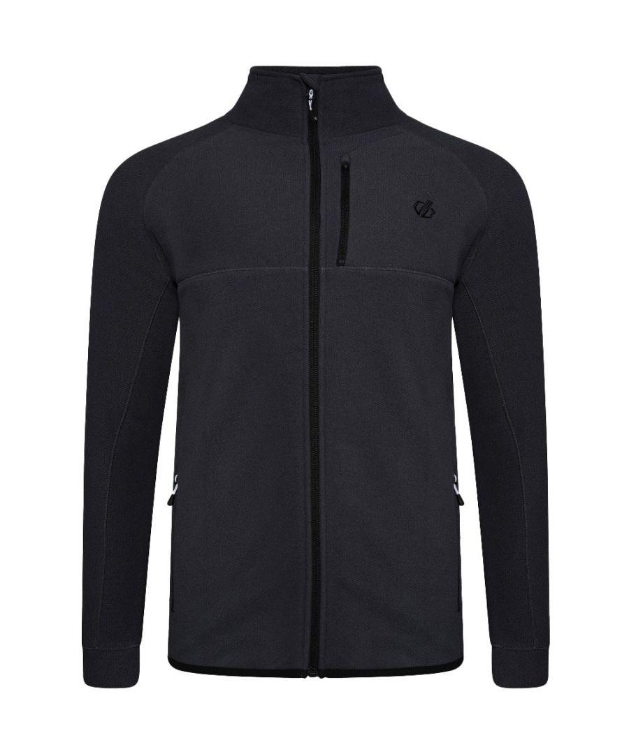 Image for Dare 2b Mens Diluent Full Zip Fleece Jacket