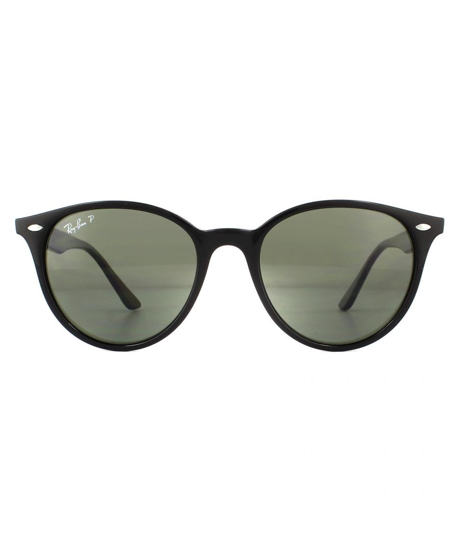 Image for Ray-Ban Sunglasses RB4305 601/9A Black Green