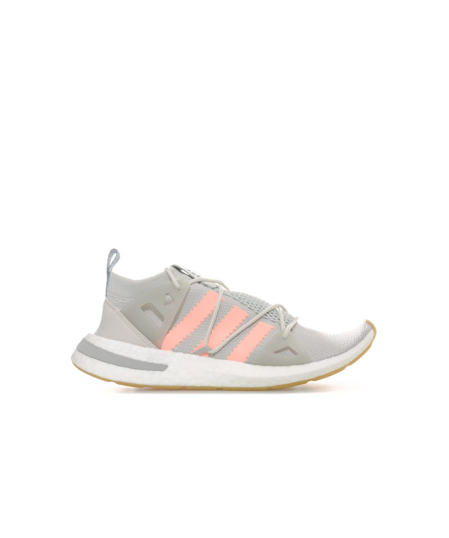 Image for Women's adidas Originals Arkyn Trainers in Light Grey