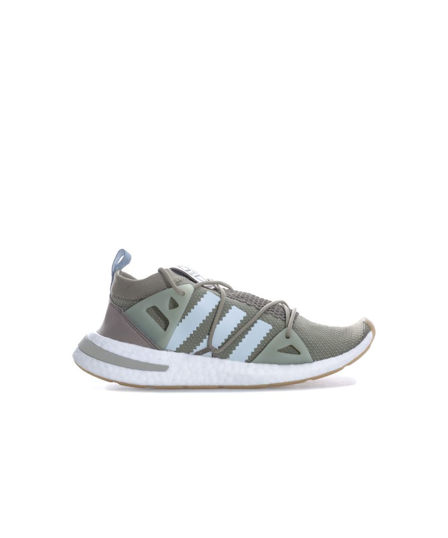 Image for Women's adidas Originals Arkyn Trainers in Khaki