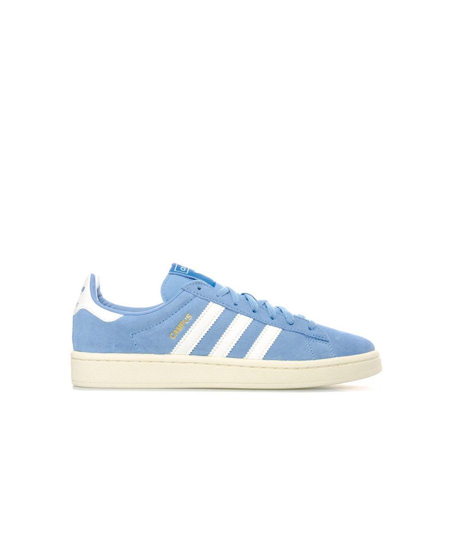 Image for Women's adidas Originals Campus Trainers in Blue