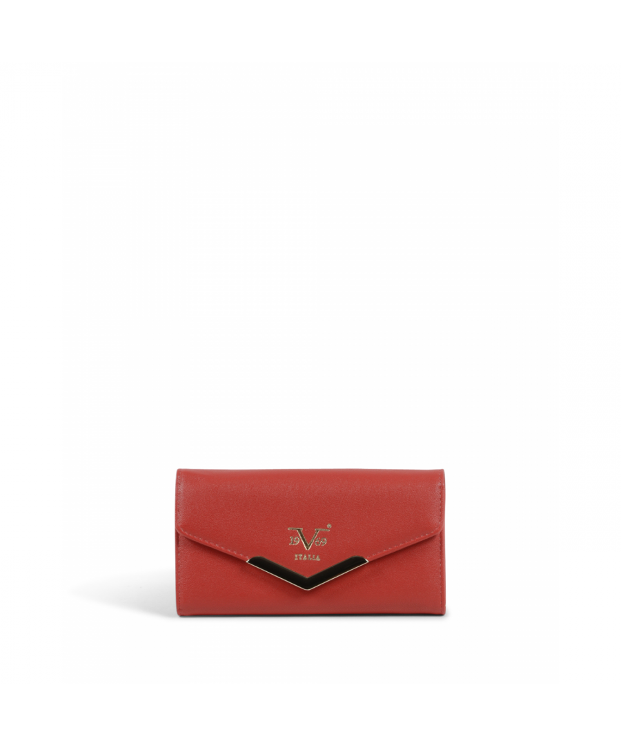 Image for 19V69 Italia Women's Wallet ACCV8768 68 RED