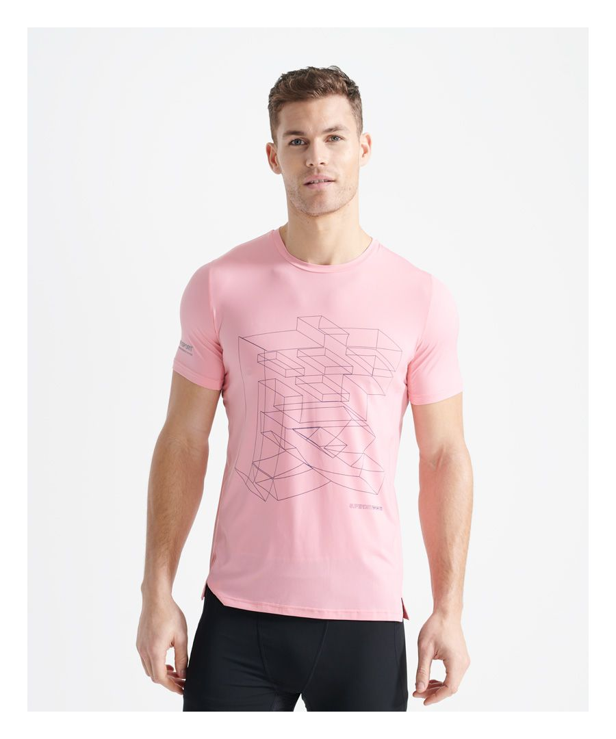 Image for Sport Graphic Cooling T-shirt