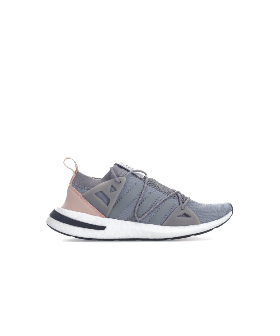 Image for Women's adidas Originals Arkyn Trainers in Grey Heather