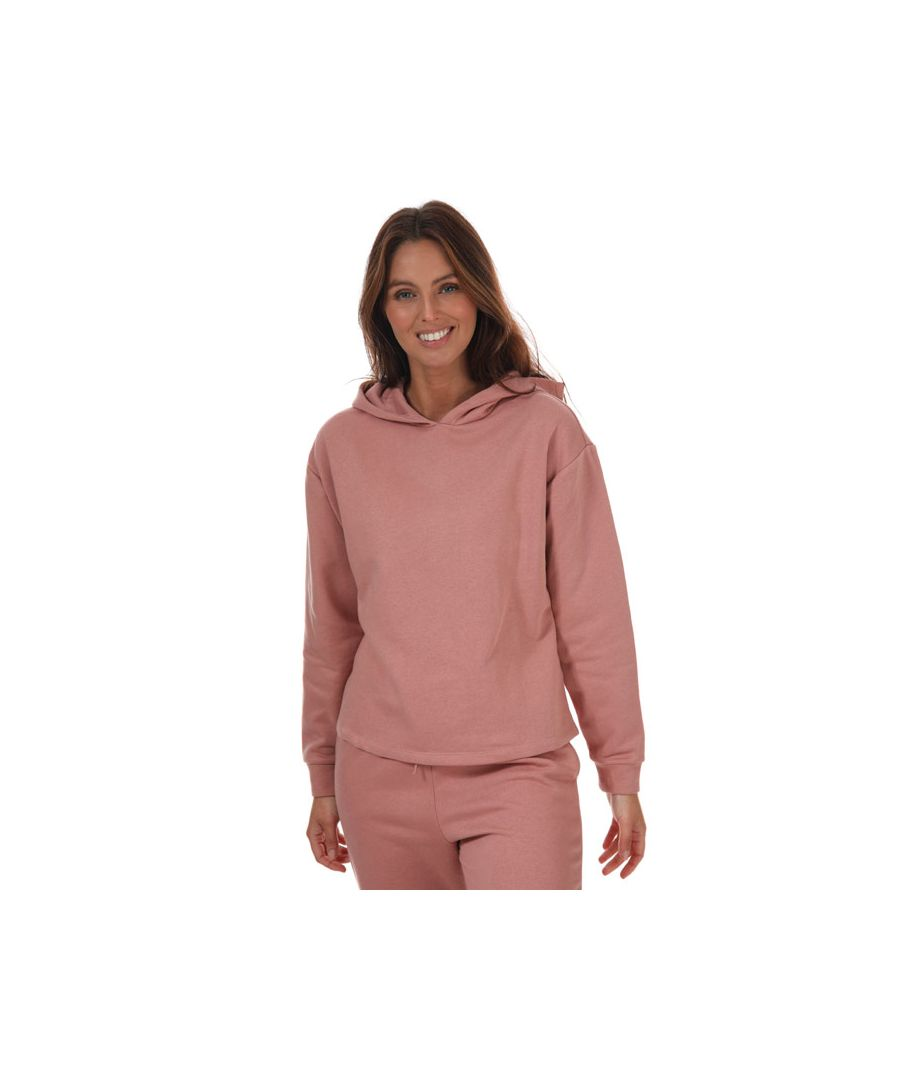 Image for Women's Only Comfy Life Hoodie in Rose