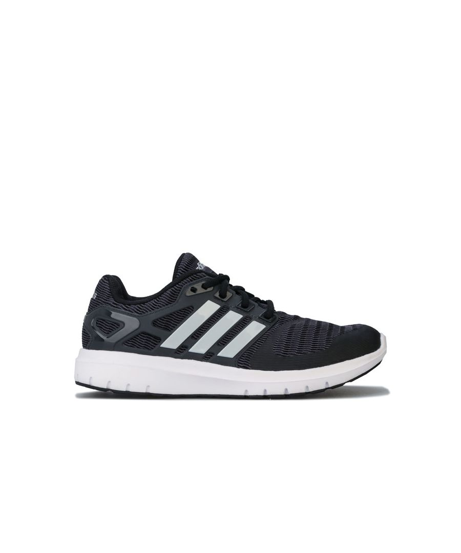 Image for Women's adidas Energy Cloud V Running Shoes in Black