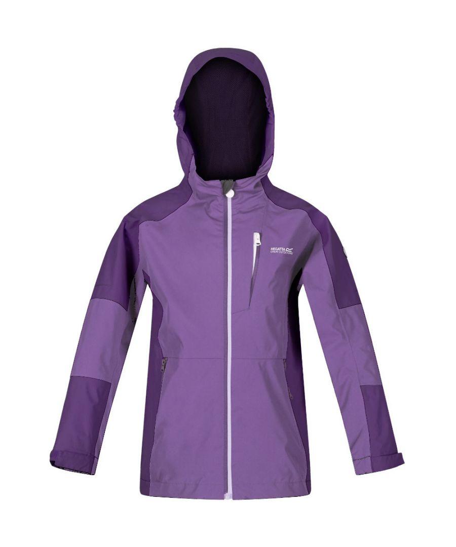 Image for Regatta Boys & Girls Junior Calderdale II Waterproof Coat